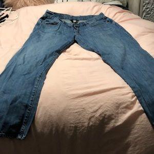 Men's Lucky reg inseam sz 38 Jean